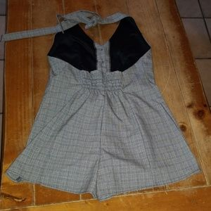 Forever 21 Shorts - New without tags Halter top romper